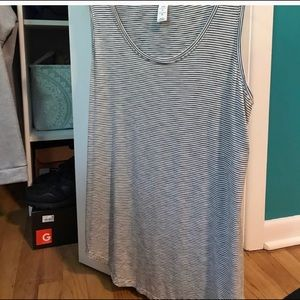 Old Navy Luxe Tank Large